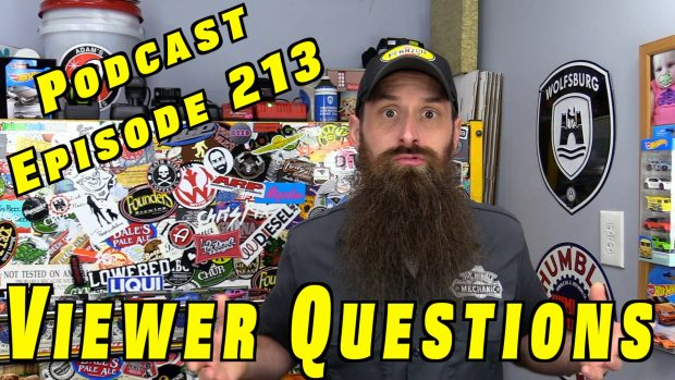 Viewer Car Questions ~ Audio Podcast Episode 213