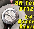 SK Tool Review ~ DT120 1/4″ Drive Ratchet