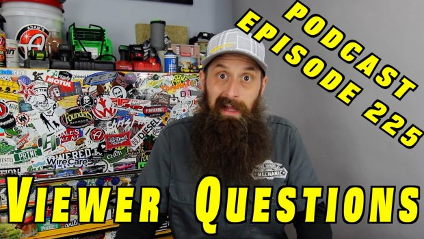 Viewer Car Questions ~ Audio Podcast Episode 225