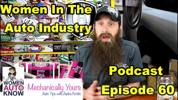 Women In The Automotive Industry ~ Audio Podcast Episode 60
