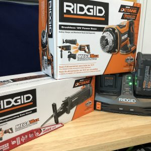Ridgid MEGAMax Brushless Power Base