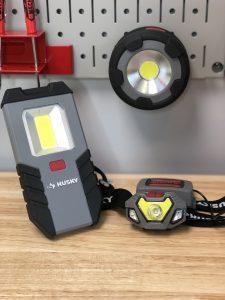 Husky LED Lights