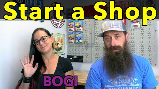 5 Tips of Starting an Automotive Repair Shop ~ Featuring Bogi