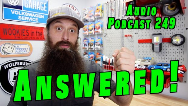 Viewer Car Questions ANSWERED ~ Audio Podcast Episode 249