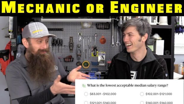 Pointless Mechanic or Engineer Quiz with Engineering Explained