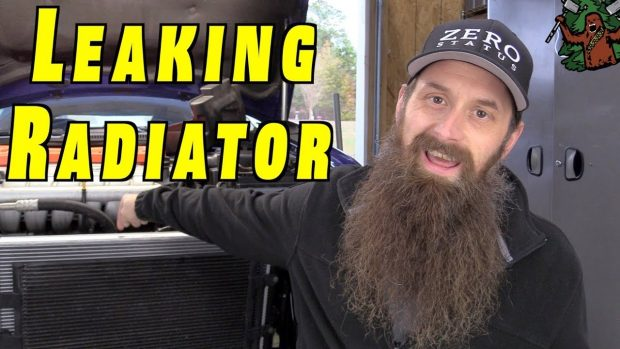 How To Replace a Radiator and Fill Cooling System