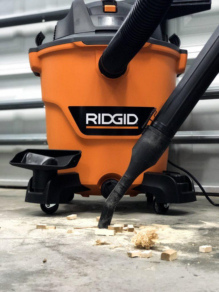 Ridgid 12 Gal. 5.0-Peak HP NXT Wet Dry Vac